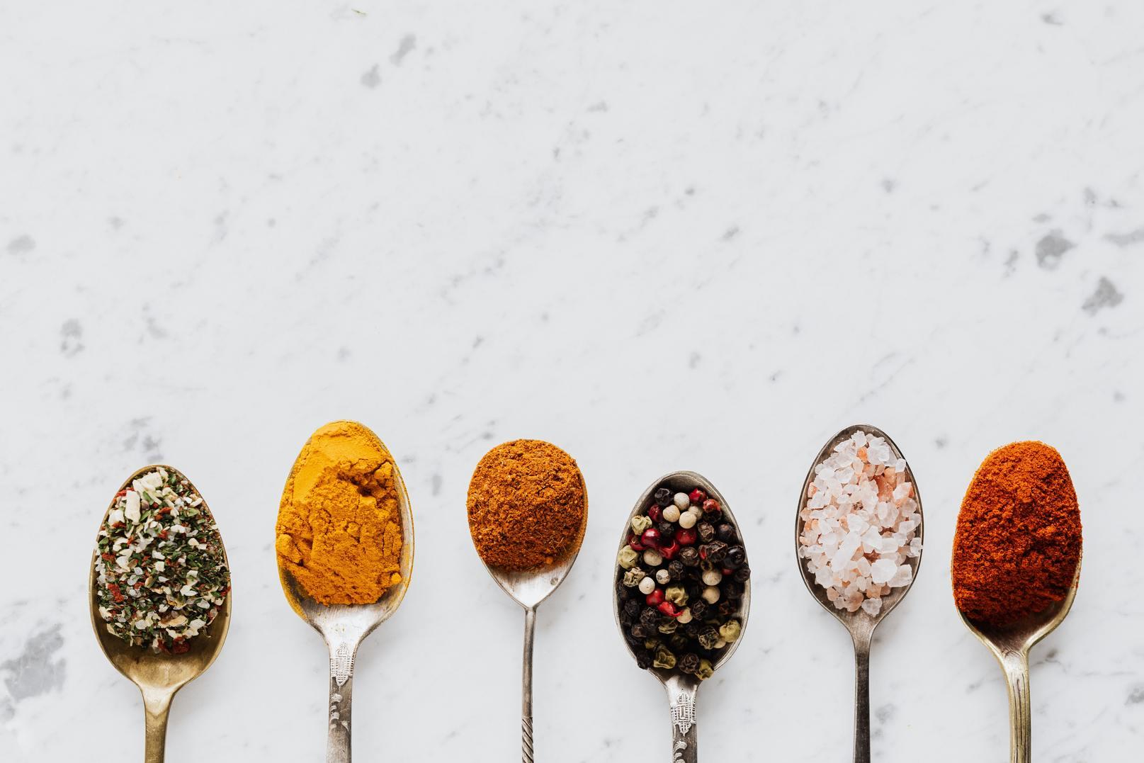 Condimenti Salse e Spezie