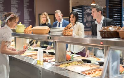 Ristorazione aziendale: menù bilanciati in pausa pranzo