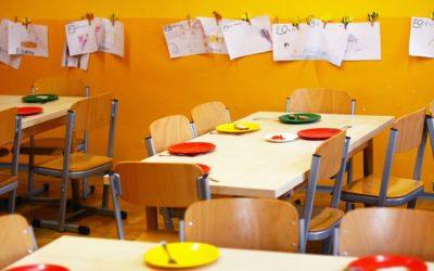 Ristorazione scolastica: verso un'educazione alimentare