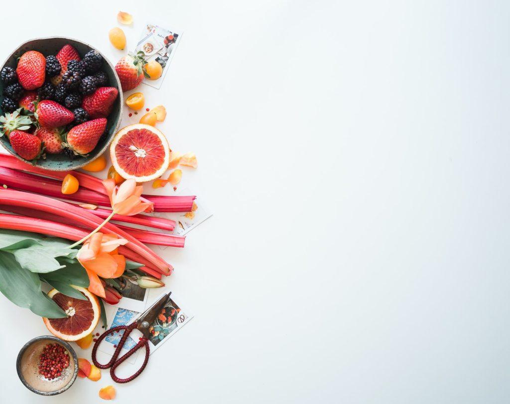 immagine che raffigura un pasto salutare per la ristorazione ospedaliera