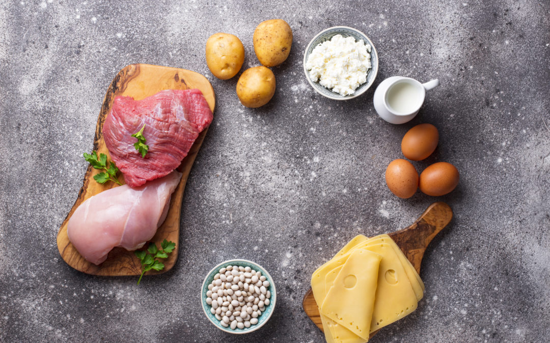 Ristorazione collettiva: prodotti alimentari bio e free from